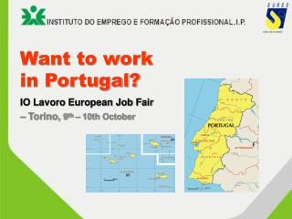 Want to work  in Portugal?