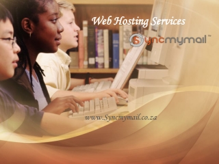 Best Web Hosting Providing Company in South Africa