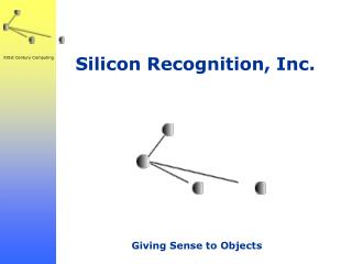 Silicon Recognition, Inc.