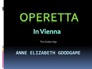 Anne Elizabeth goodgame
