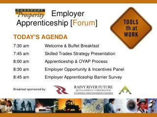 Employer  Apprenticeship [ Forum ]