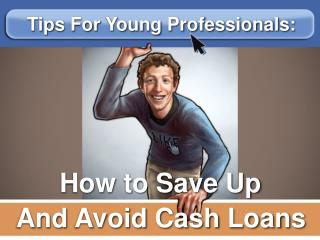 Tips for Young Professional