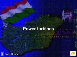 Power turbines