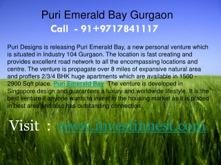 Puri Emerald Bay