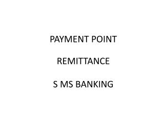 sms banking KJKS BMT