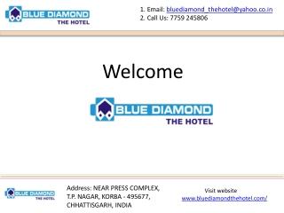 Blue Diamond Restaurant