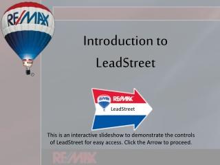 Leadstreet Presentation