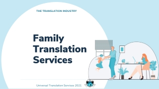 Translation for Families