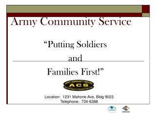 Army Community Service
