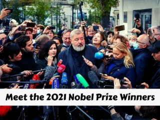 Meet the 2021 Nobel Prize winners