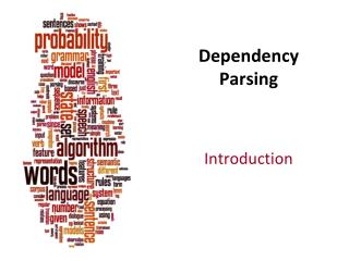 Dependency Parsing