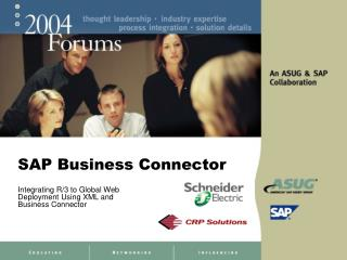SAP Business Connector