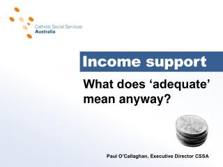 What does  adequate  mean anyway