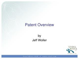 Patent Overview