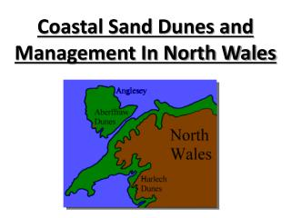 Coastal Sand Dunes and Management In North Wales