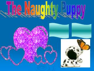 The Naughty Puppy