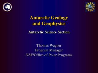 Antarctic Geology  and Geophysics