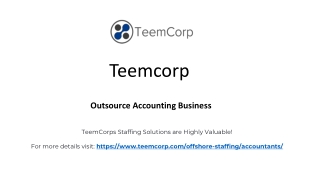 Outsource Accountants and Bookkeepers in Philippines