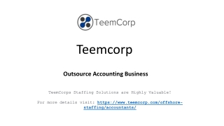 Best Offshore Accounting Services in Philippines