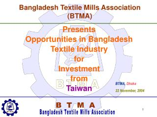 Bangladesh Textile Mills Association