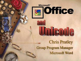 Chris Pratley Group Program Manager Microsoft Word