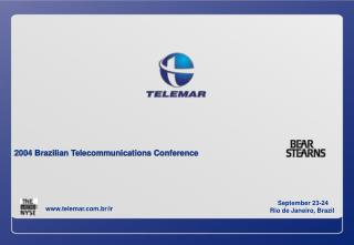 2004 Brazilian Telecommunications Conference