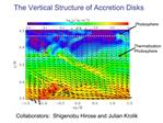 The Vertical Structure of Accretion Disks