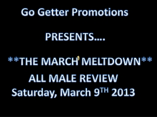 The March Meltdown