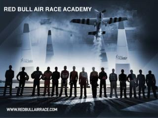 RED BULL AIR RACE ACADEMY
