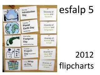 esfalp 5 2012 flipcharts