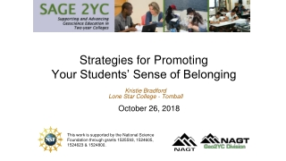 Strategies to Engage the Community in Addressing the Achievement Gap