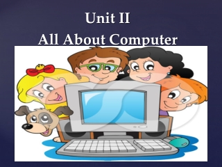 Computer for a Better Life
