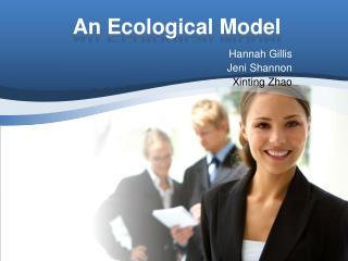 An Ecological Model