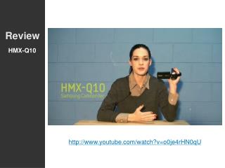 Q10 Samsung New Camcorder First Review