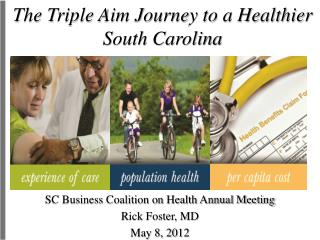 The Triple Aim Journey to a Healthier South Carolina
