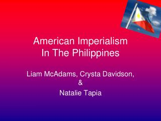 American Imperialism  In The Philippines