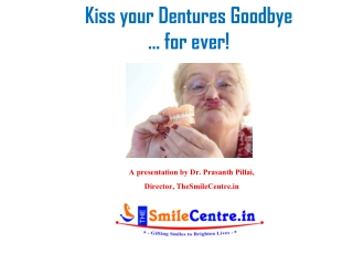 Solutions Beyond Dentures