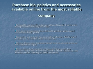 Australian Bio-Plastics, Biodegradable Packaging, Mater-Bi A