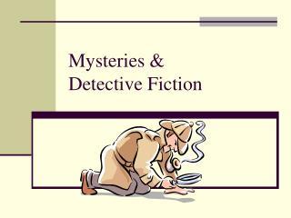 Mysteries & Detective Fiction