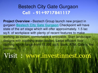 Bestech City Gate