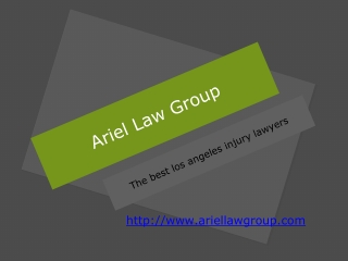 How to hire best personal injury law firm in los angeles