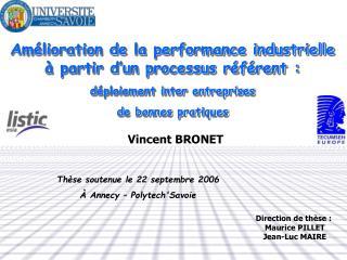 Vincent BRONET
