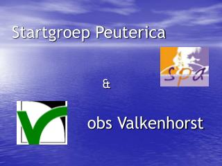 Startgroep Peuterica