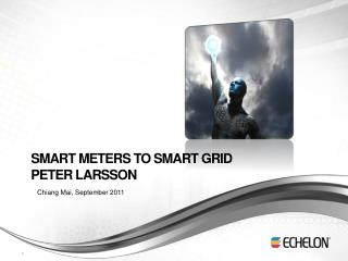 Smart Meters to Smart Grid Peter Larsson