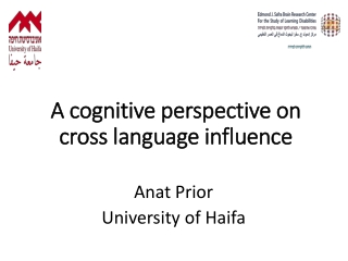 Cross-linguistic influence CLI and  transfer of learning