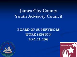 James City County Youth Advisory Council