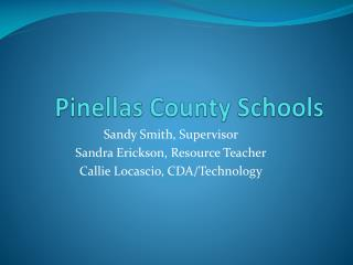 Pinellas County Schools