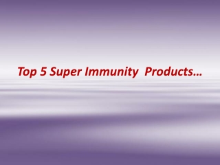 Super Immunity Greens Foods Caps - Booster For Body Immune |