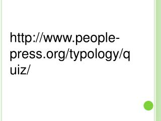 http://www.people-press.org/typology/quiz/