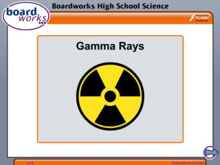 What are gamma rays